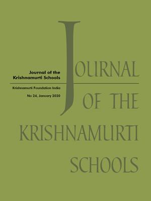 The School - Krishnamurti Foundation India